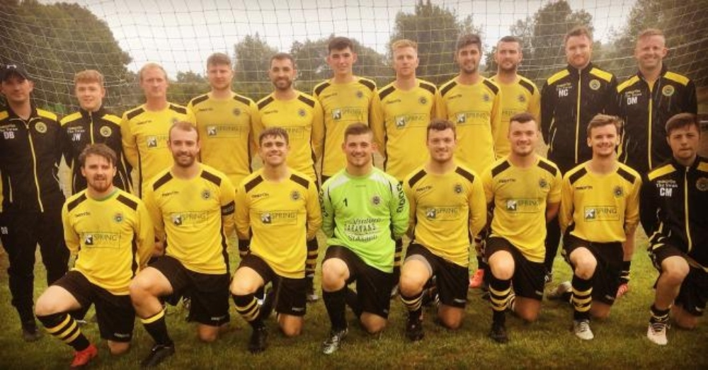 St Asaph City secured a cup win over Gaerwen
