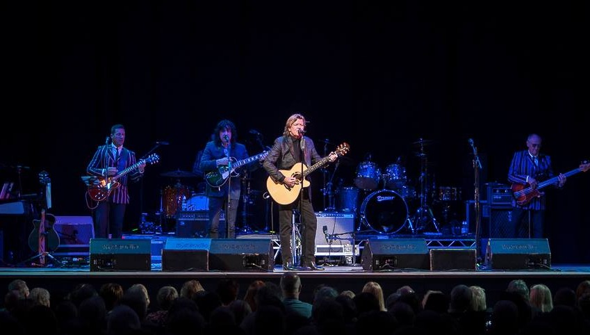 Peter Noone will hit the Venue Cymru stage next year. Picture: Facebook/ Solid Silver 60s