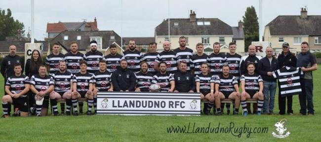 Llandudno made it nine from nine with a convincing win over Llangefni