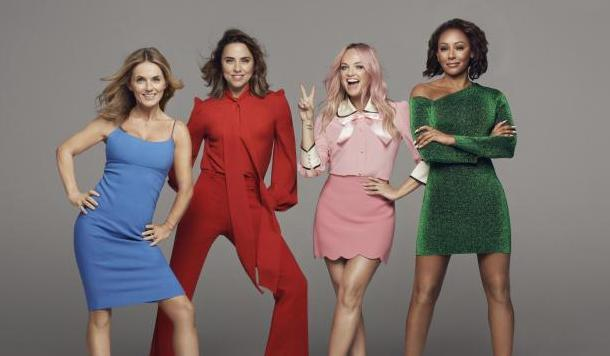 Spice Girls are back