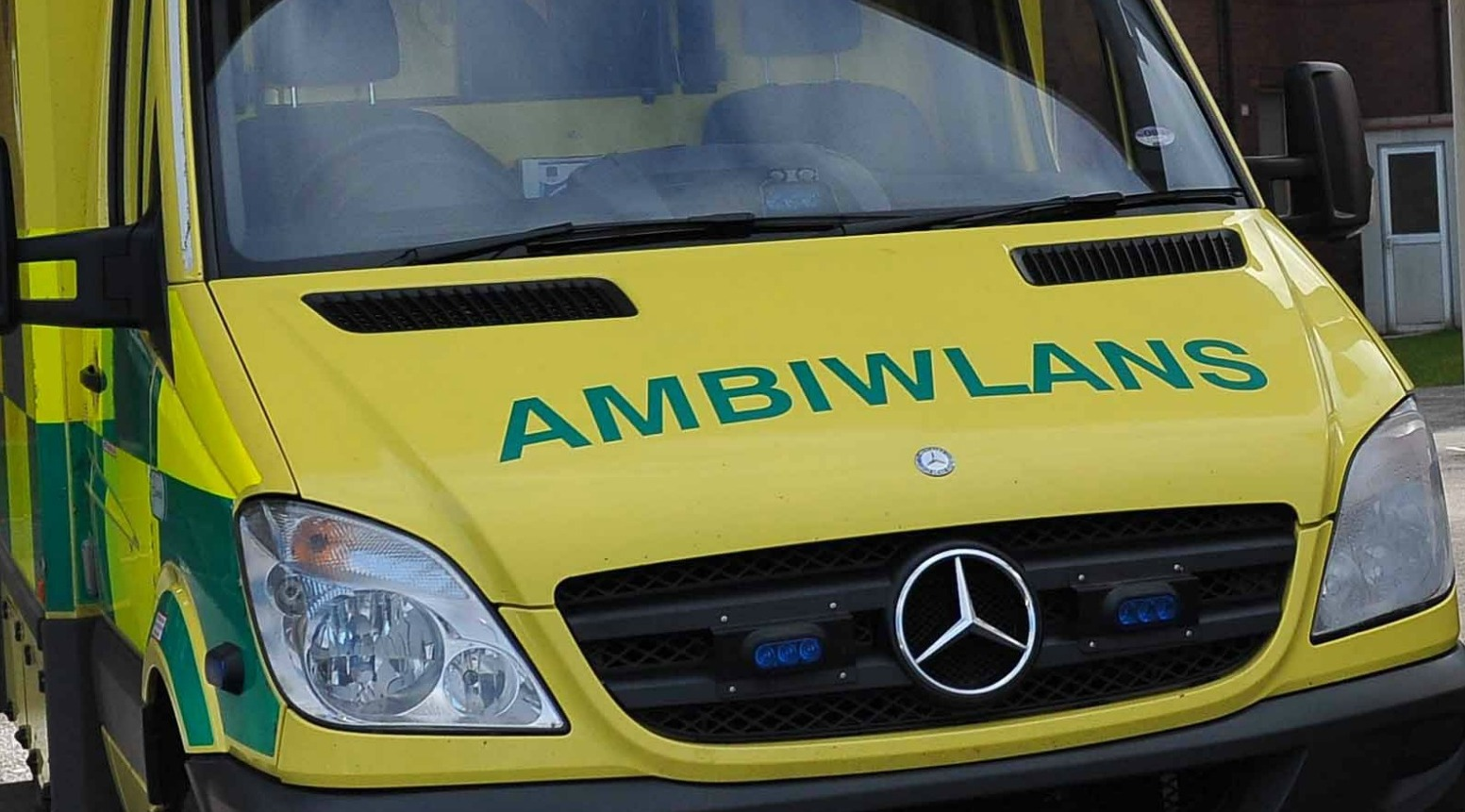 Welsh Ambulance attended