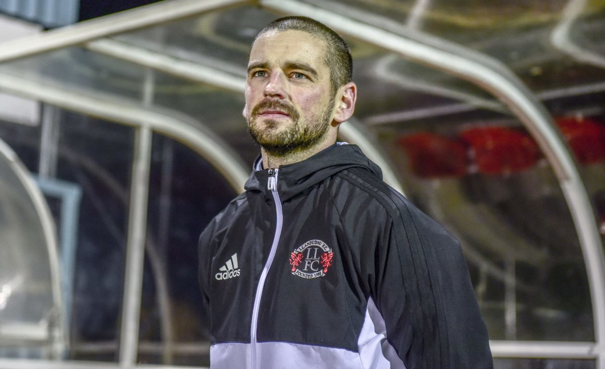 Iwan Williams has officially left his post as Llandudno manager