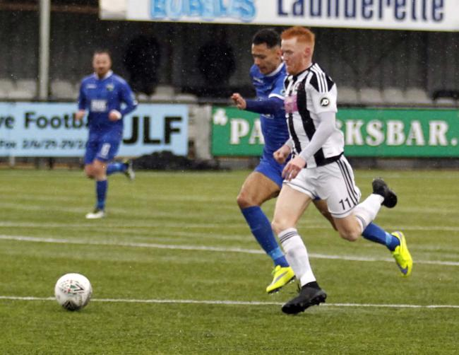 Llandudno will be relegated if they lose to Carmarthen Town this weekend (Photo by Dave Thomas)