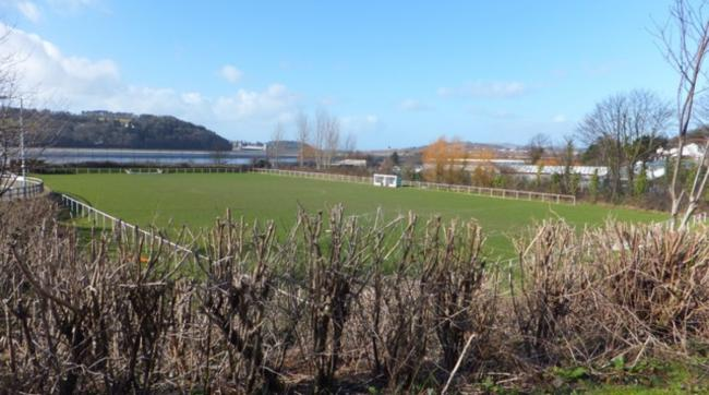 Glan Conwy secured another important win on home soil