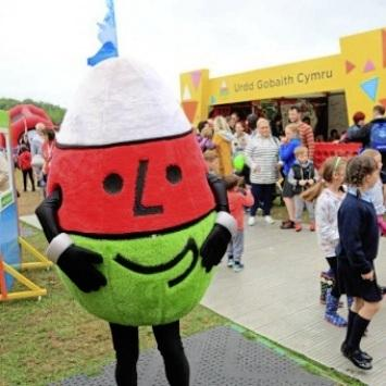 The Urdd Eisteddfod will be in Denbigh this year