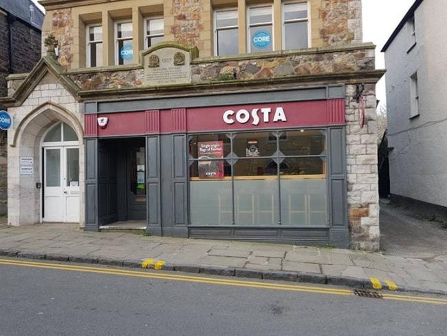 Costa Coffee is due to close on Castle Street later this month. Picture: Duncan Rieder