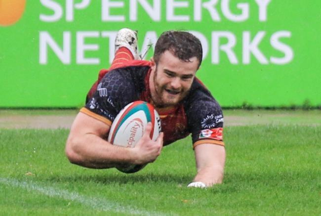 Sam Jones is believed to be attracting interest from Merthyr (Photo by Tony Bale)
