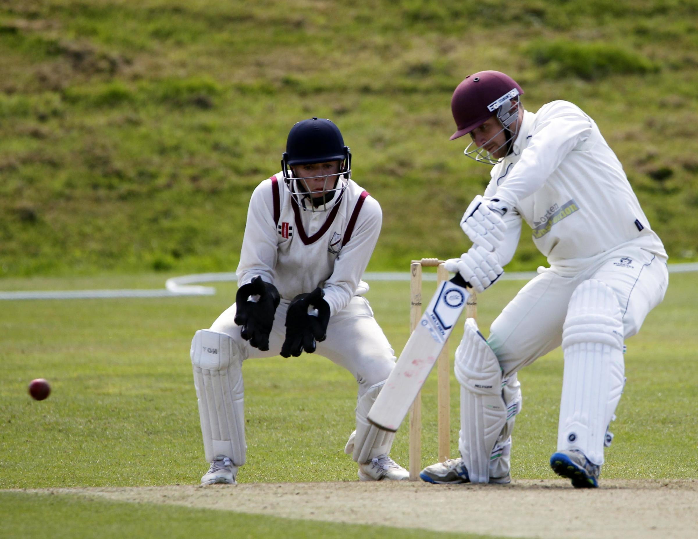 Colwyn Bay were beaten at New Brighton (Photo by Dave Thomas)