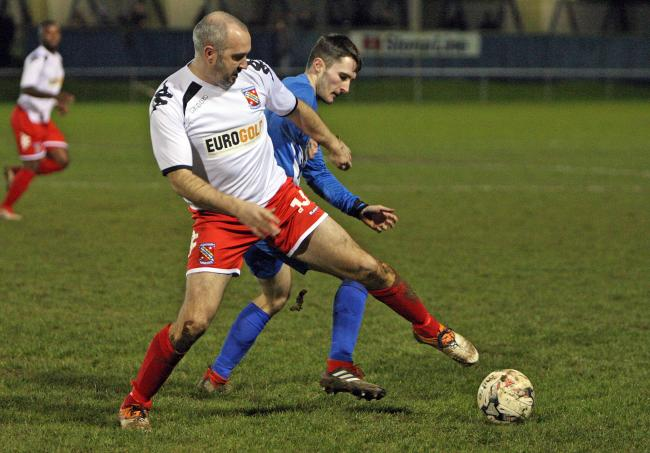 Gary Taylor-Fletcher is a leading candidate for the Llandudno job (Photo by Richard Birch)