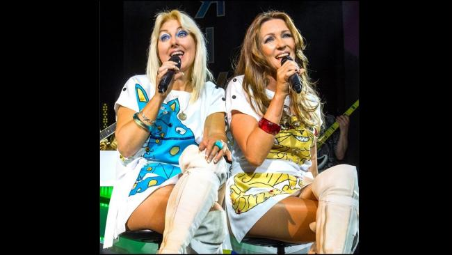 Arrival are set for Theatr Colwyn this December. Picture: Facebook/ ABBA - Arrival UK - The Hits Of Abba