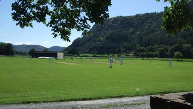 Llanrwst were beaten at Hawarden Park