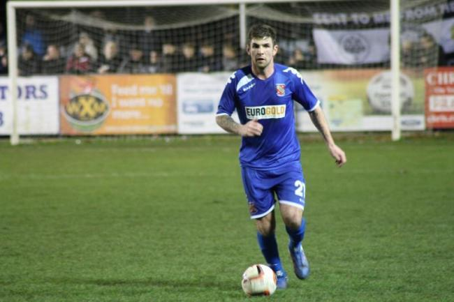 Mike Williams has signed for Colwyn Bay