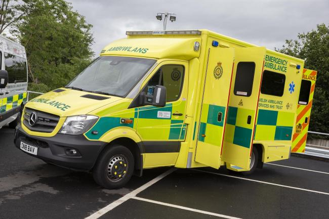 More than £13 million to be spent on replacement ambulances