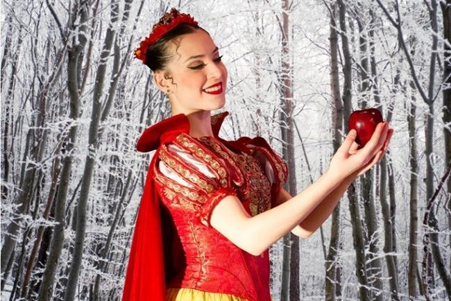 Join the Vienna Festival Ballet for Snow White this November. Picture: Facebook/ Vienna Festival Ballet